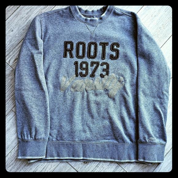 ROOTS Men's crewneck sweatshirt